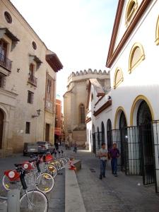 Street scene, Sevilla