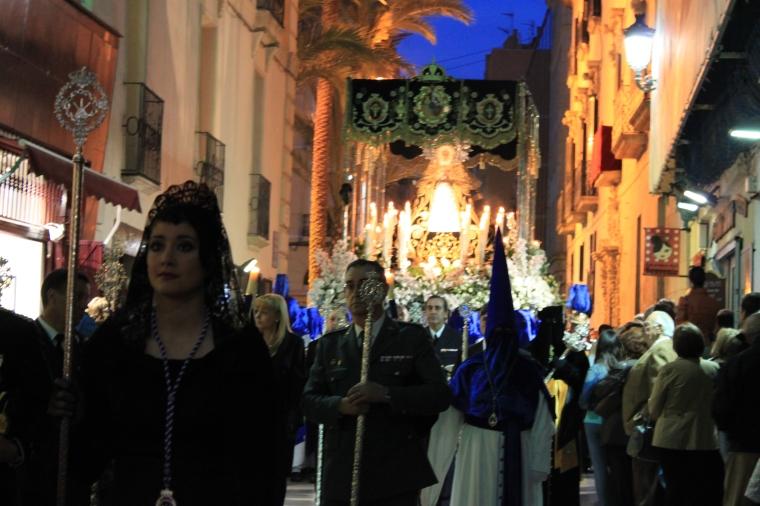 Good Friday procession