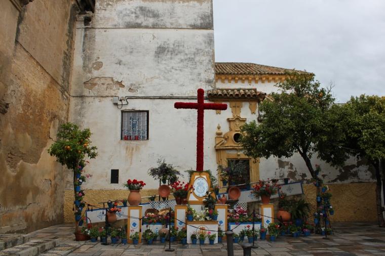 La cruz de Santa Marina