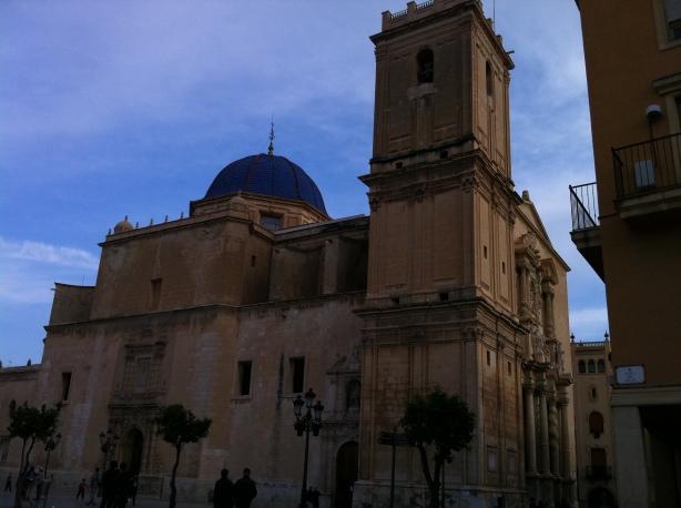 Basilica - Elche