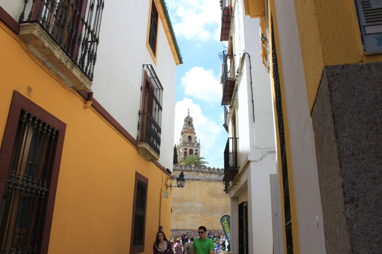 Street in the Juderia