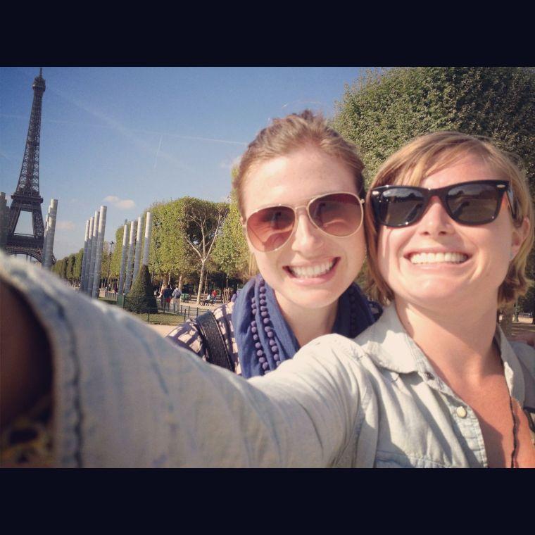 Mirami and Mog in Paris